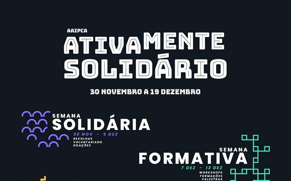 """A AAIPCA realiza mais uma edição do Projeto """"AtivaMENTE Solidário"""""""