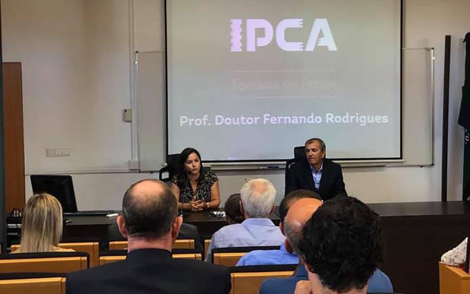Prof. Doutor Filipe Chaves é o novo Diretor da ETESP
