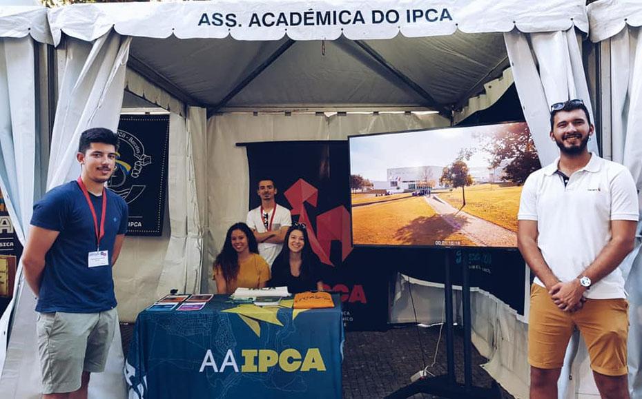 """AAIPCA é uma das Associações presentes na """"Festa da Juventude 2019"""""""