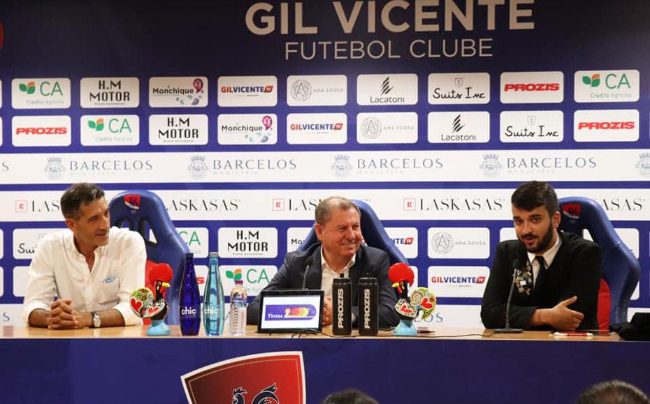 AAIPCA assina protocolo com Gil Vicente FC