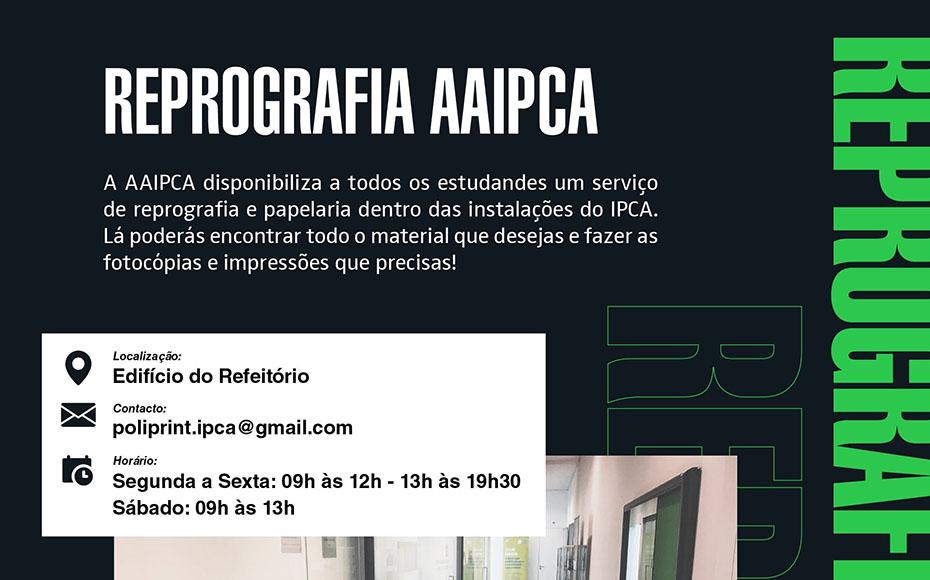 Reprografia AAIPCA