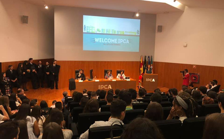 Ministro Manuel Heitor recebe estudantes CTeSP´s